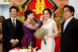 Cho thuê áo vest sui gia tham dự tiệc cưới