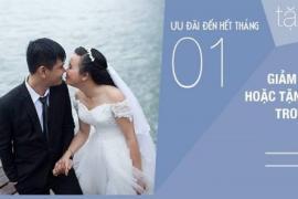 Cho thuê vest cưới Hàn Quốc tại Sài Gòn