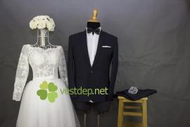 May áo vest cưới nam HCM