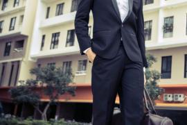 Vest công sở luôn là một phong cách mới cho dân công sở