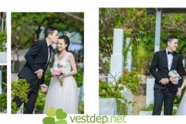 Chia sẻ bí quyết để có áo vest nam ngày cưới