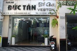 May vest cưới ở Hồ Chí Minh - Ở đâu là hợp lý?