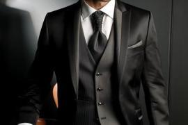 5 phong cách vest đen cho quý ông