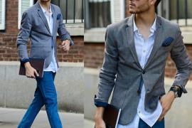 5 cách phối đồ với vest nam thật ngầu