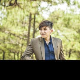 Kết hợp áo vest nam và quần jean