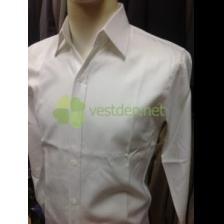 Áo Sơ mi trắng body dành cho vest nam