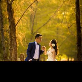 Mẫu vest cưới dành cho chú rễ thấp