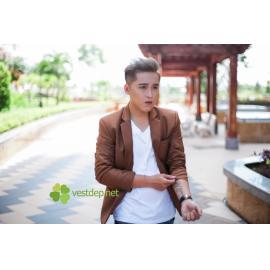 Vest công sở cho chàng trai đẹp đúng kiểu Hàn Quốc