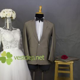 Những mẫu vest cưới kiểu Hàn Quốc đẹp lung linh