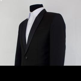 Lý do chú rể hay lựa chọn vest cưới màu đen